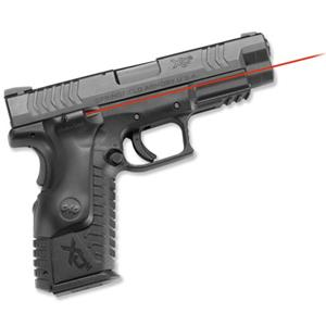 Crimson Trace LG-487 Lasergrips Red Laser Sight