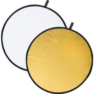 "Creative Light 47"" / 120cm Circular Collapsible Disc Reflector 100849"