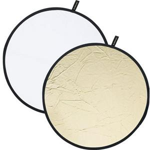 "Creative Light 47"" / 120cm Circular Collapsible Disc Reflector 100855"