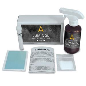 Adorama Luminol Field Kit, 4oz: Picture 1 regular