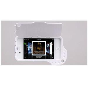 Diff White DiffCase - for iPhone 4/4S, with Two-Way Tripod Mount: Picture 1 regular