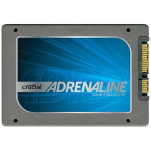 Crucial 50GB Adrenaline Solid State Drive: Picture 1 regular