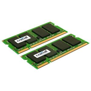 Crucial 4GB SO-DIMM Memory Upgrade Kit, DDR2: Picture 1 regular