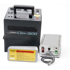 Comet CBM1200 Lightweight 1200 Watt Second Symmetrical and Asymmetrical DC Power Pack CBM1200