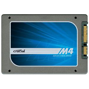 "Crucial 128GB m4 2.5"" Internal Solid State Drive (7mm) CT128M4SSD1"