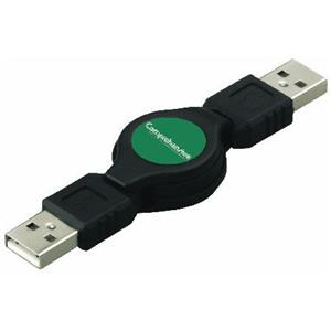 Comprehensive USB2AMAMR 3Ft USB Retractable Cable: Picture 1 regular