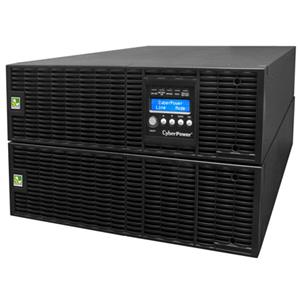 CyberPower Smart App Online OL6000RT3U 6000VA / 5400W Rack/Tower Pure Sine Wave UPS