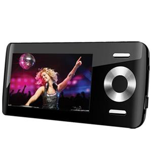 Coby MP815 4GB MP3 and Video Player, Black: Picture 1 regular