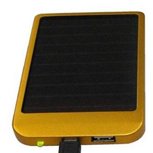 GSM Cyclops Solar Solutions Portable Micro-Solar Charger and Lithium Battery Pack CYC-PSOLM