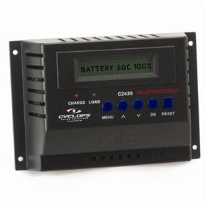 Cyclops Solar Solutions 30 Amp Solar Battery Charger Controller: Picture 1 regular