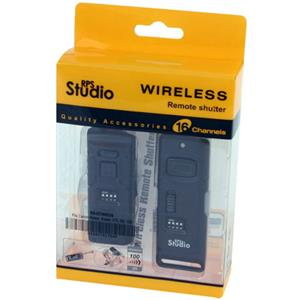 Adorama RPS 16-Ch Wireless Shutter Release, Nikon D90 D3100, D5000 D7000: Picture 1 regular