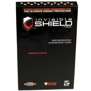 Zagg invisibleSHIELD Screen Protector for Gamepark GP2X #GARGMX200S: Picture 1 regular