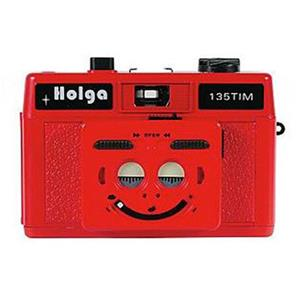 Holga 135 TIM 35mm 1/2 Frame Twin/Multi-Image Camera 207120