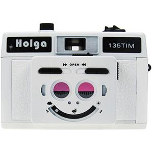 Holga 135 TIM 35mm 1/2 Frame Twin/Multi-Image Camera 206120
