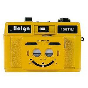 Holga 135 TIM 35mm 1/2 Frame Twin/Multi-Image Camera 208120