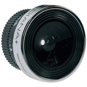 Lomography 20mm Auxiliary Fisheye Lens for Diana+: Picture 1 regular