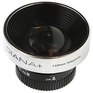 Lomography 110mm Soft Telephoto Lens for Diana Camera: Picture 1 regular