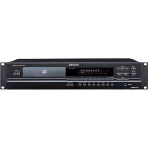 Denon DN-C615 Professional CD and CD-R/RW Player: Picture 1 regular