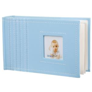 Dennis Daniels L2 Album, 100 - 4x6in Photos, Light Blue: Picture 1 regular