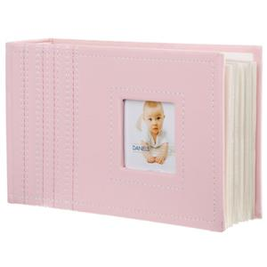 Dennis Daniels L2 Album, 100 - 4x6in Photos, Pink: Picture 1 regular