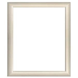 Dennis Daniels Beveled Molding Frame, 4x6in, White Wash: Picture 1 regular