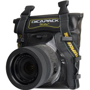 Dicapac WP-S5 Waterproof Case for Small DSLR Cameras: Picture 1 regular