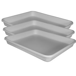 Cesco Print Developing Tray with Flat Bottom, 16x20x3in: Picture 1 regular