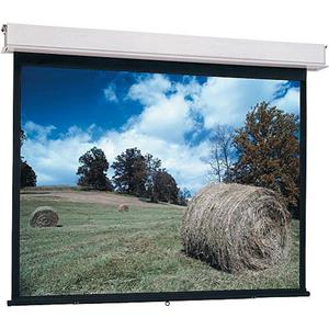 Da-Lite 92696 Advantage Manual Screen 8x8', 11.3' Diag: Picture 1 regular