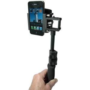 DLC iPhone LED Grip Kit, Black: Picture 1 regular