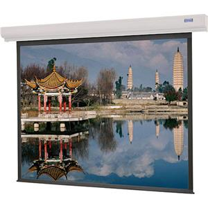 Da-Lite Designer Contour Electrol Square Format Electric Wall and Ceiling Projection Screen 89716