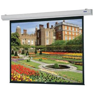Da-Lite Designer Contour Electrol Video Format Electric Wall and Ceiling Projection Screen 89748W