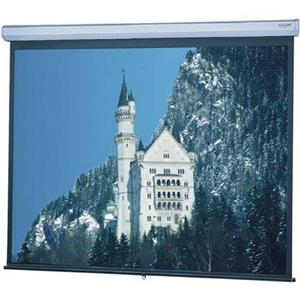 Da-Lite 82964 Model C Square Manual Screen, 8x8',11.3in: Picture 1 regular