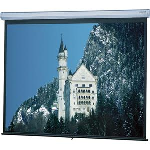 Da-Lite Model C Square Format Manual Wall and Ceiling Screen 79866