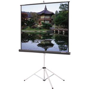 Da-Lite 36469 Picture King Tripod Screen, 43x57in, 72in: Picture 1 regular