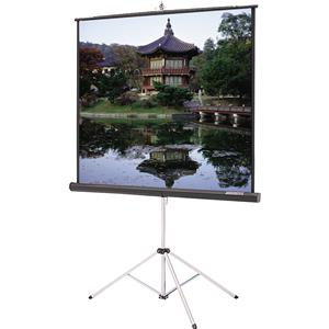 Da-Lite Picture King Video Format Tripod Screen 40118