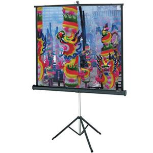 Da-Lite 90611 Versatol Tripod Projection Screen,40x40in: Picture 1 regular