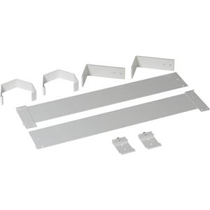 Da-Lite White Floating Mounting Bracket: Picture 1 regular