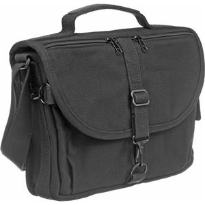 Domke F-803 Camera Satchel Bag, Canvas, Black: Picture 1 regular