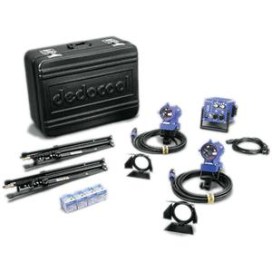 Dedolight Dedocool 500 watt Standard Quatrz Lighting Kit COOLSET