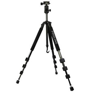 Dolica 65 inch Proline Aluminum Tripod and Ball He: Picture 1 regular