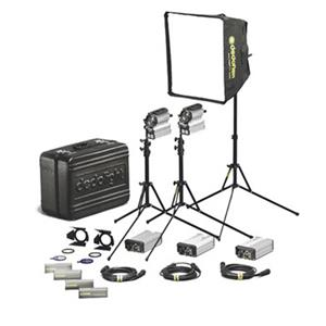 Dedolight Sundance Daylight/Tungsten 3 Light Kit: Picture 1 regular