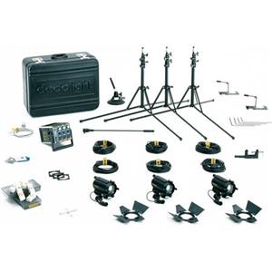 Dedolight Standard Tungsten Lighting Kit K24S