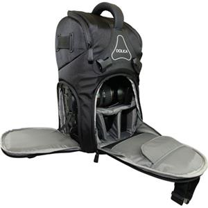 Dolica Small Travel Camera Backpack/Sling, Black: Picture 1 regular