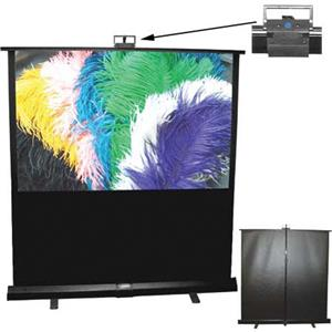 Draper Piper Portable Projection Screen, HDTV F...: Picture 1 regular