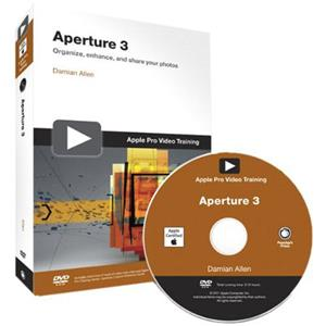 Peachpit Press DVD: Apple Pro Video Training: Aperture 3 0321749847