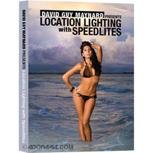 David Guy Maynard DVD Location Lighting with Speedlites: Picture 1 regular