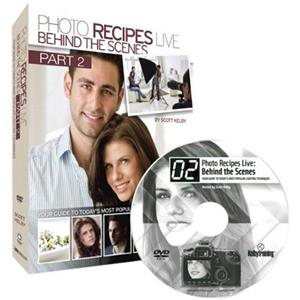 Peachpit Press DVD: Photo Recipes Live: Part 2: Picture 1 regular