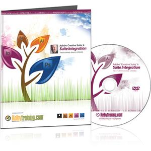 Kelby Training DVD: Adobe Creative Suite 4 Suite Integration By Dave Cross DVD-C4SI