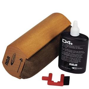 Discwasher RD1006 D4+ Wet System Vinyl Record Cleaning Kit RD1006