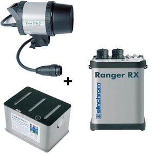Elinchrom 10263KITS Ranger Rx 1100ws Power Pack Kit: Picture 1 regular